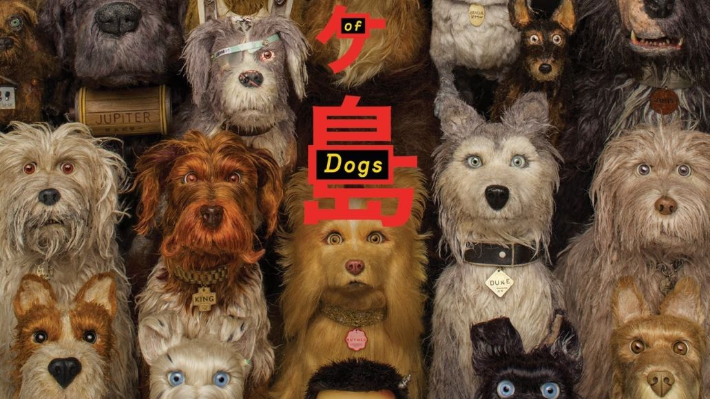 isle of dogs cd cover grande Wes Anderson releases Isle of Dogs soundtrack, featuring score from Alexandre Desplat: Stream