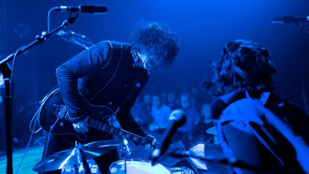 jack white warsaw 6 Live Review: Jack White Celebrates Boarding House Reach at Brooklyns Warsaw (3/23)