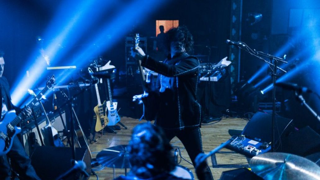 jack white warsaw 7 Live Review: Jack White Celebrates Boarding House Reach at Brooklyns Warsaw (3/23)