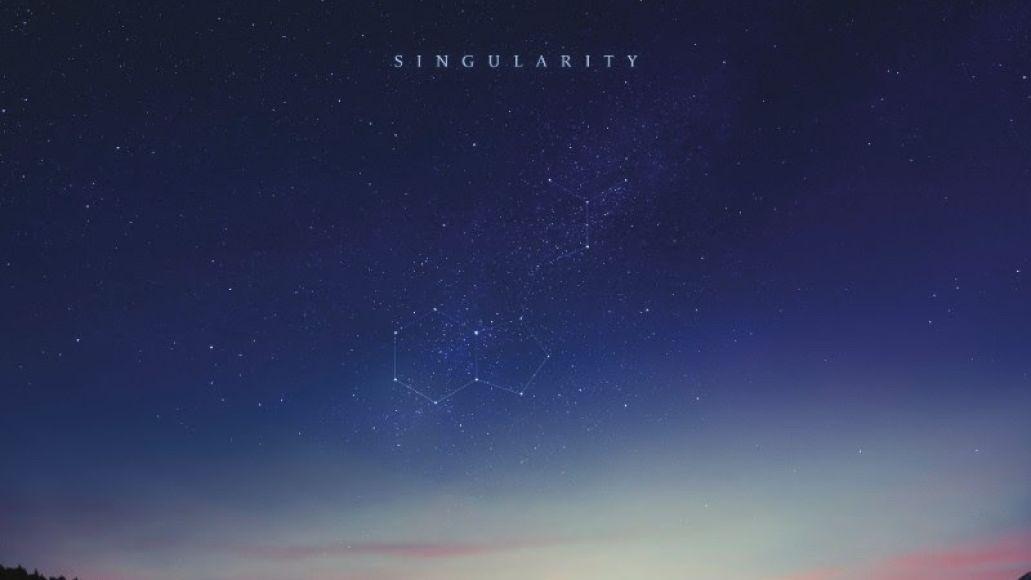 jon hopkins singularity album Jon Hopkins announces new album, Singularity, shares animated Emerald Rush video: Watch