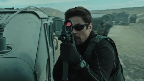 Josh Brolin in Sicario: Day of the Soldado trailer