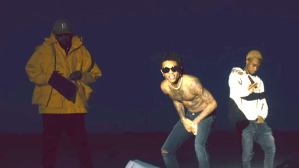 """Mike WiLL Made-It and Rae Sremmurd in """"Aries (YuGo) Part 2"""" video"""