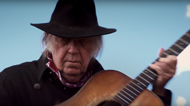 Neil Young in Paradox