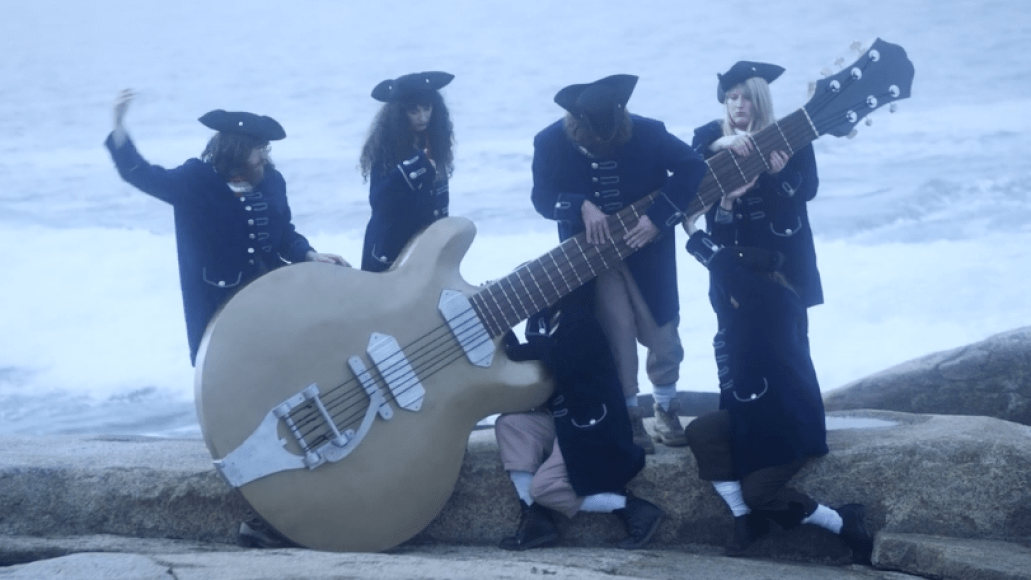 """Okkervil River's """"Pulled up the Ribbon"""" video"""