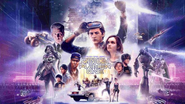 Ready Player One Prize Pack with 4DX Passes