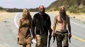 The Firefly family in The Devil's Rejects