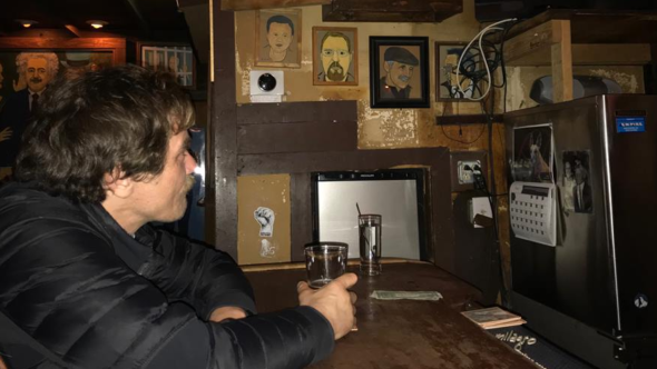 Michael Shannon at Old Town Ale House