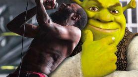 Shrek Grips, photo by David Brendan Hall