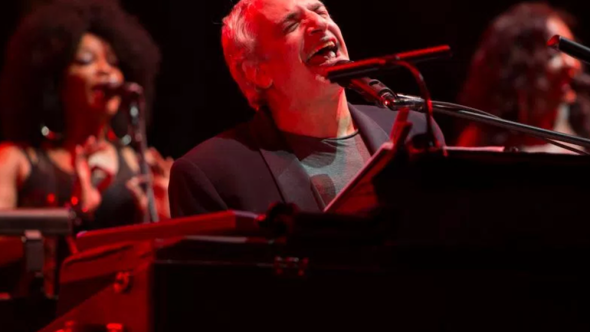 Steely Dan, photo by Philip Cosores