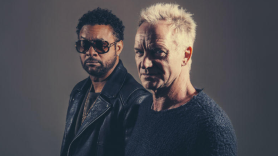 Sting and Shaggy to perform for Queen Elizabeth II
