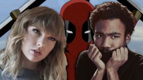 Taylor Swift, Deadpool, and Donald Glover