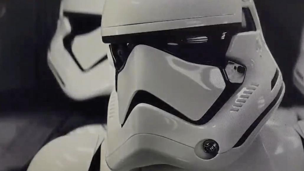 Tom Hardy in Star Wars: The Last Jedi