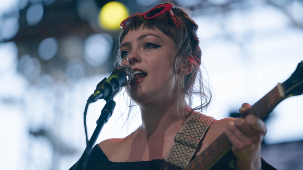 Angel Olsen, photo by Natalie Somekh Top Rock Albums Decade 2010s