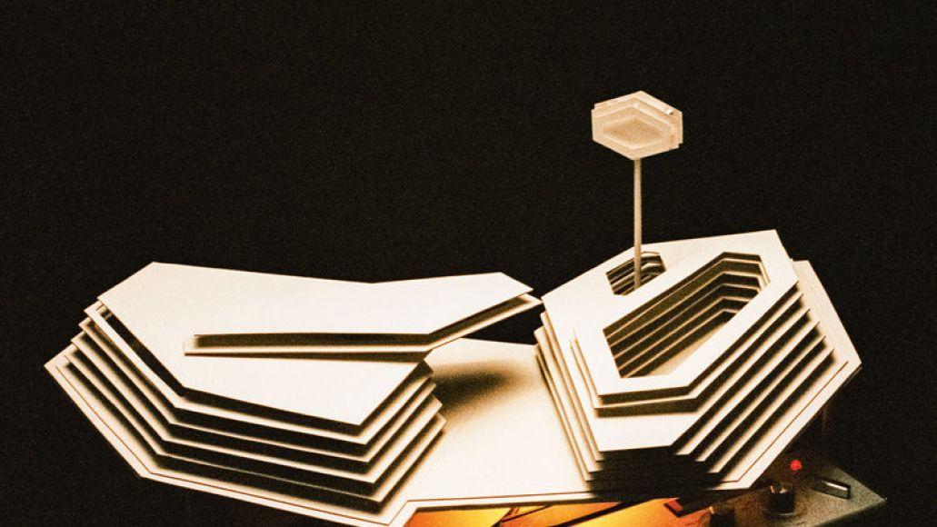 Arctic Monkeys Tranquility Artwork
