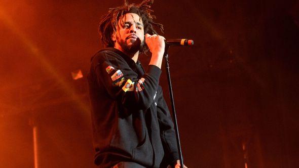 J. Cole, photo by Ben Kaye
