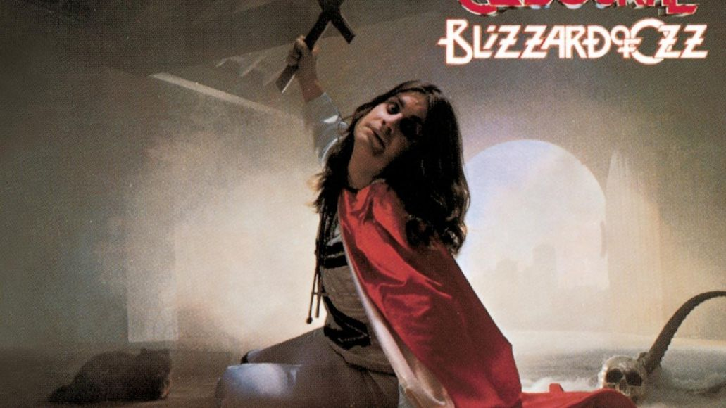 blizzard of ozz The 25 Greatest Debut Metal Albums of All Time