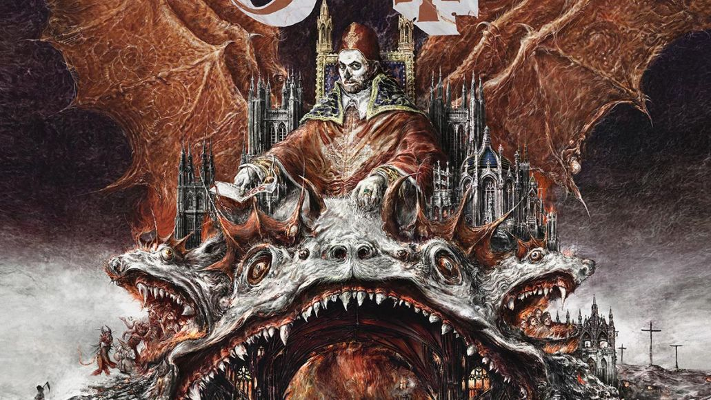 ghost prequelle new album Ghost return with new album, Prequelle: Stream