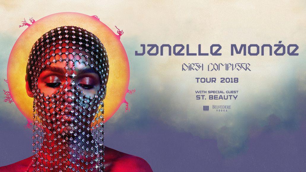 Janelle Monae's Dirty Computer Tour