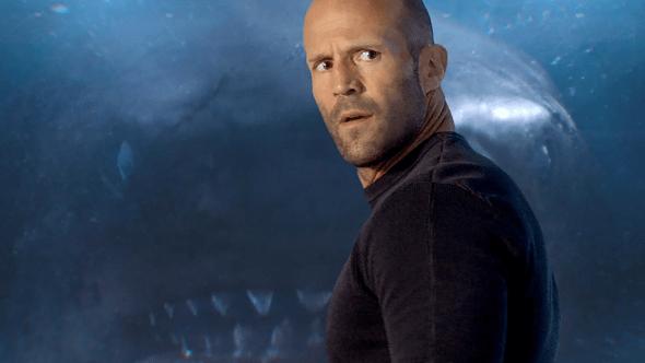 Jason Statham in The Meg