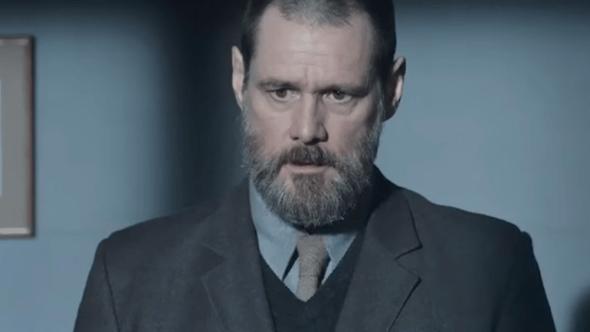 Jim Carrey in Dark Crimes trailer