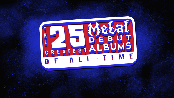 The 25 Greatest Debut Metal Albums of All Time