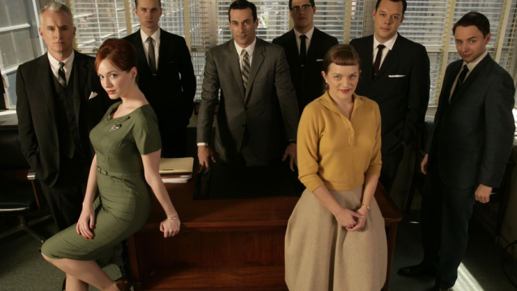 mad men cast Top 100 TV Shows of the 2010s