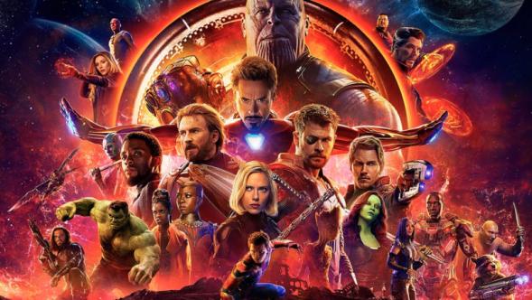 Marvel Cinematic Universe Avengers Infinity War