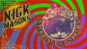 Nick Mason's Saucerful of Secrets poster
