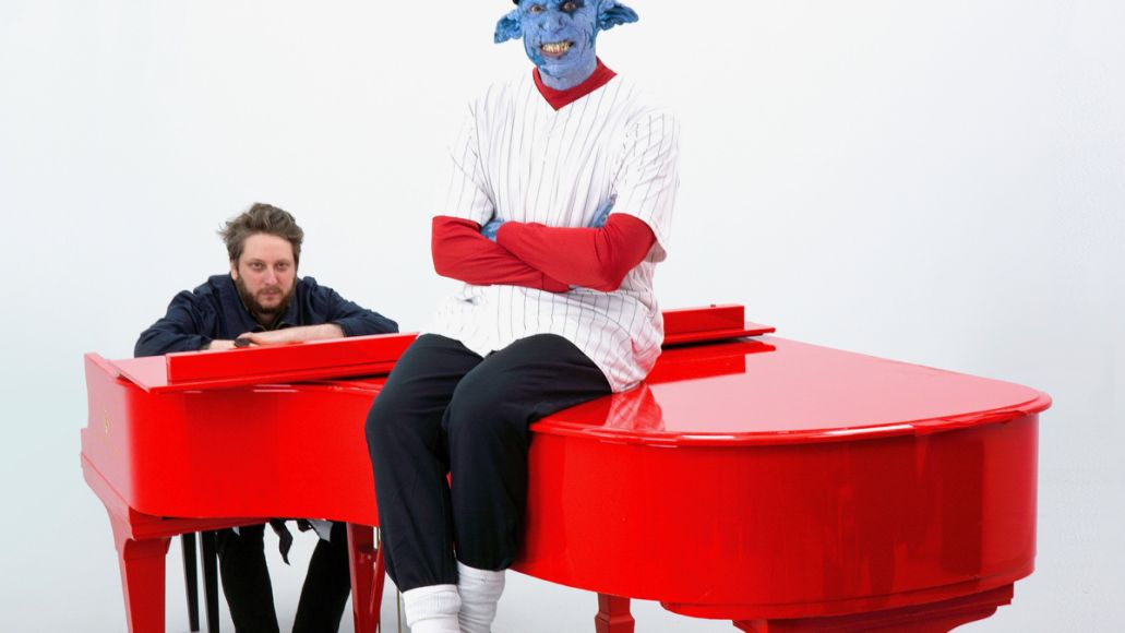 Oneohtrix Point Never, photo by Blake Wood