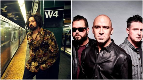 Counting Crows (Danny Clinch) and Live (Clay Patrick McBride)