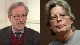 Steven Spielberg and Stephen King