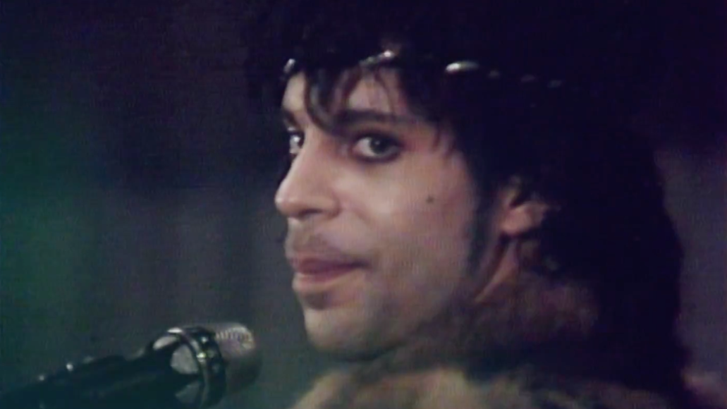"""Prince's """"Nothing Compares 2 U"""" video"""