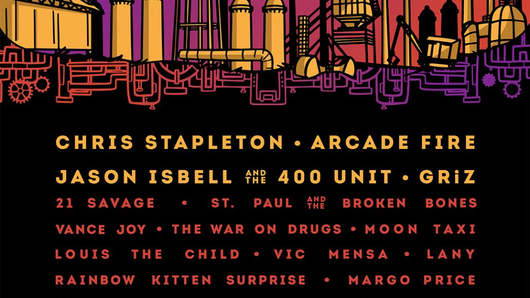 sloss social lineup updated Win Tickets to Sloss Music & Arts Festival 2018