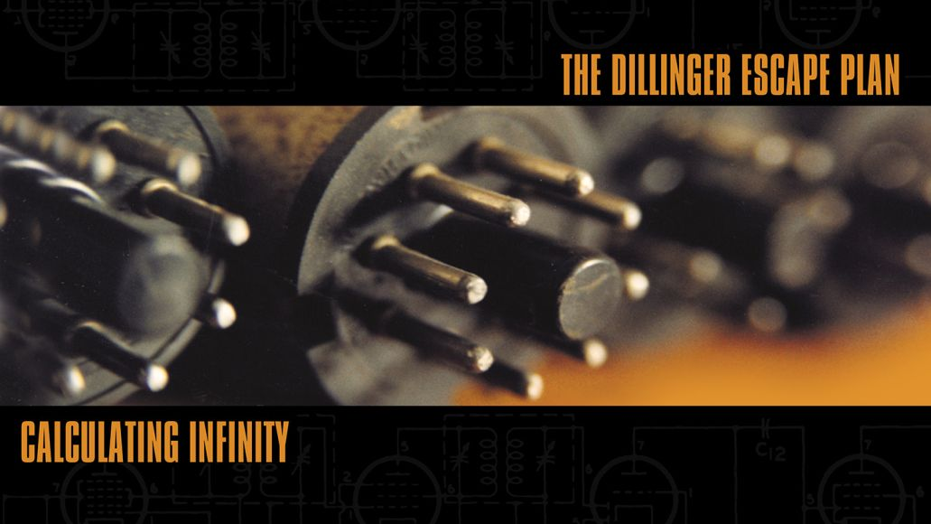the dillinger escape plan The 25 Greatest Debut Metal Albums of All Time