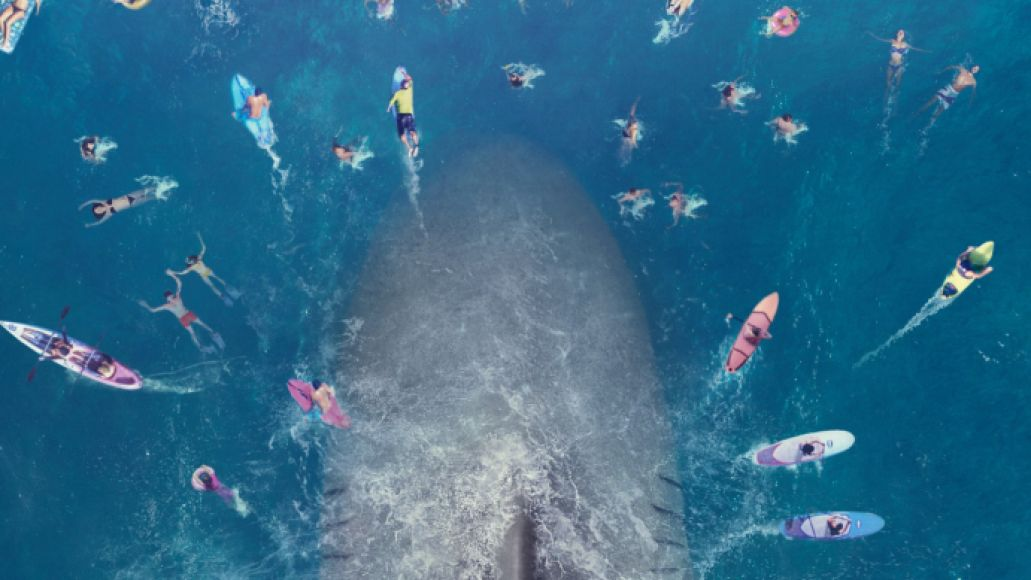 Jason Statham squares off against a 75 foot shark in first trailer for The Meg: Watch