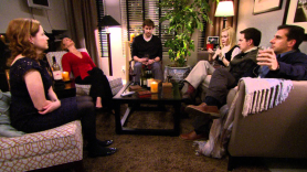 """The Office """"Dinner Party"""" episode"""