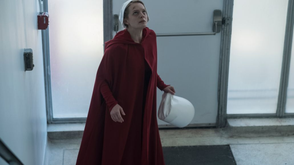 tht 201 gk 0545rt The Handmaid's Tale Finds New, Toxic Ground to Hoe for Season Two