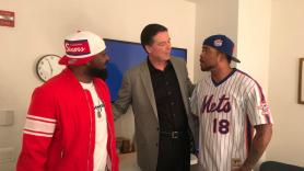 Ghostface Killah and Method Man with James Comey