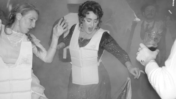 Adele's Titanic-themed birthday
