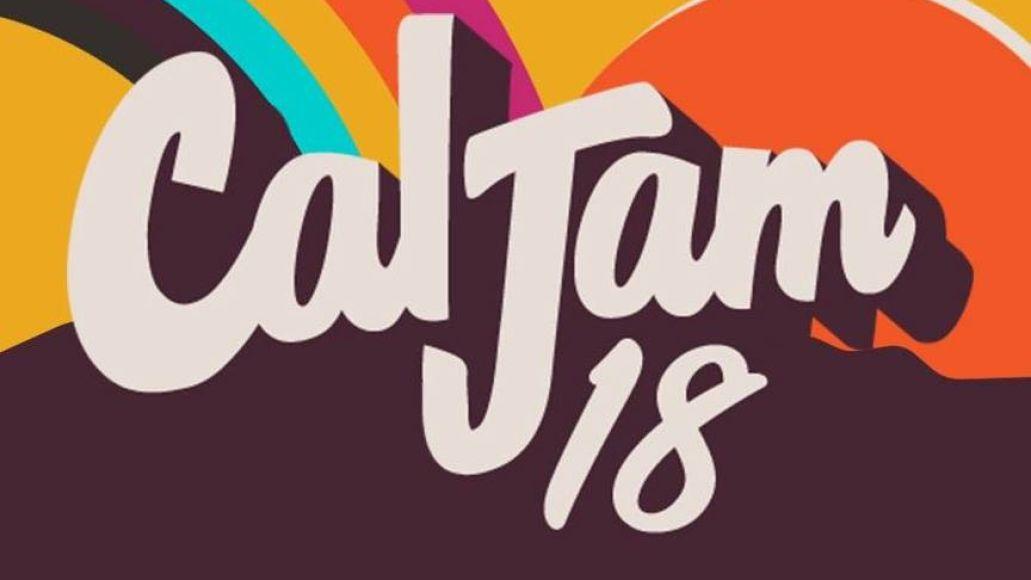 Foo Fighters Cal Jam 18 Festival