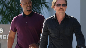 Damon Wayans Clayne Crawford Lethal Weapon Video