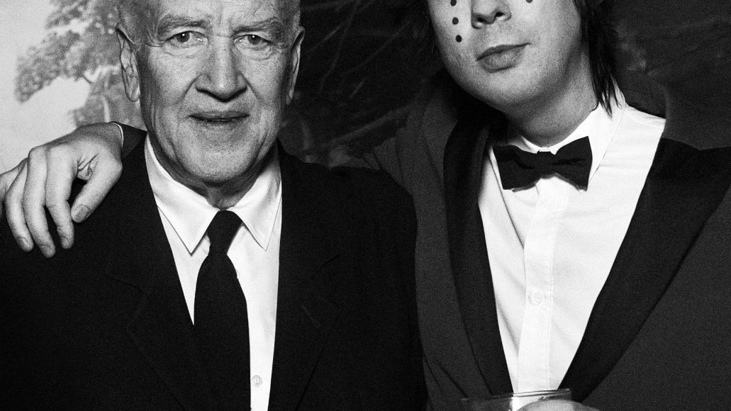 David Lynch and Johnny Jewel