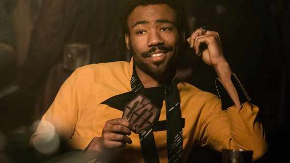 Donald Glover Lando Calrissian Solo A Star Wars Story Cards