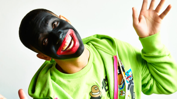 Drake black face Pusha-T