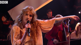 Florence and The Machine Kelsey Lu Later With Jools Holland