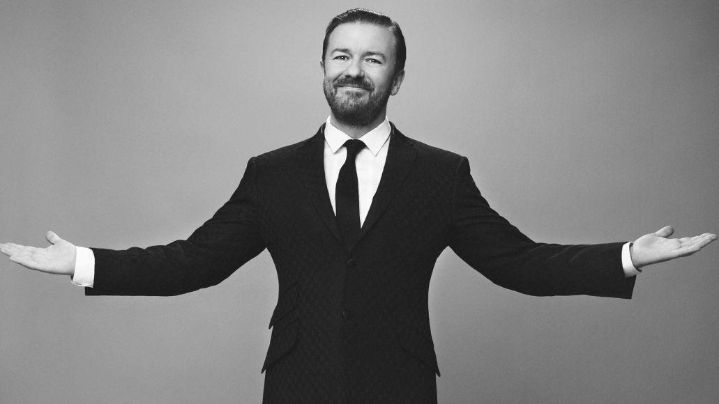 Ricky Gervais by Todd Antony
