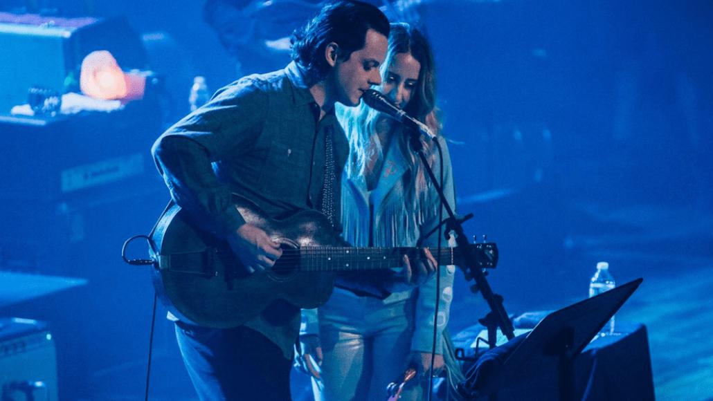 Jack White and Margo Price sing The White Stripes in Nashville
