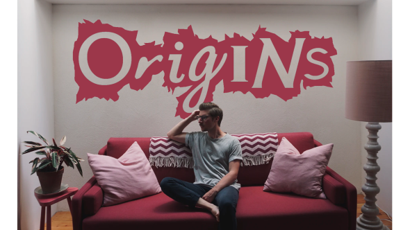Jamison Isaak Us Origins Paulina Isaak red couch