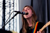 Julien Baker, photo by Caroline Daniel