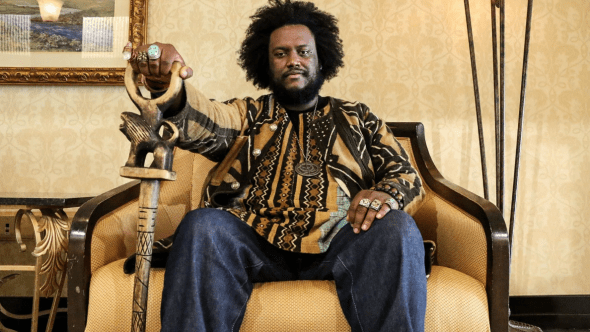 Kamasi Washington Street Fighter Mas Nina Corcoran Cane